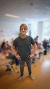 Meester Pieter spelend leren bewegend leren coöperatief leren over mij